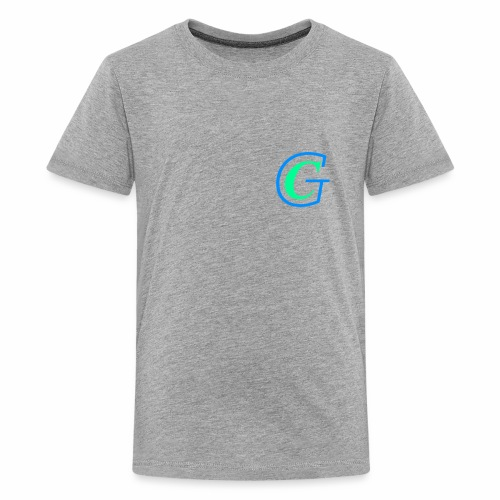 GeloC logo without background - Kids' Premium T-Shirt