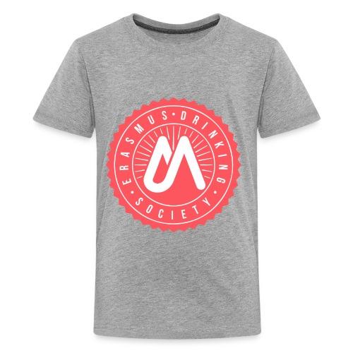 Erasmus Drinking Society - Kids' Premium T-Shirt