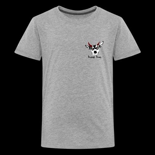 Devil Dog - Kids' Premium T-Shirt