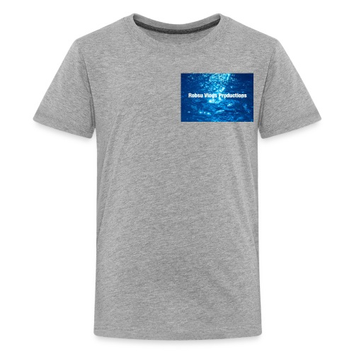 Robsu Vlogs Productions - Kids' Premium T-Shirt