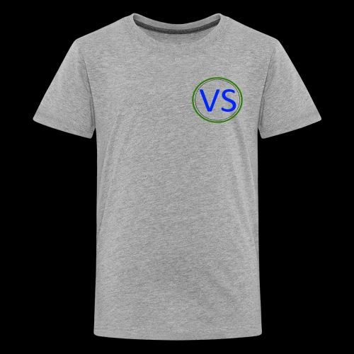 VS Logo - Kids' Premium T-Shirt