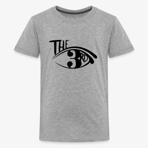 The 3rd Eye by TeamAntho - Kids' Premium T-Shirt