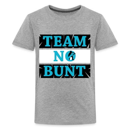 Team No Bunt - Kids' Premium T-Shirt