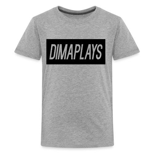 DimaPlays - Kids' Premium T-Shirt
