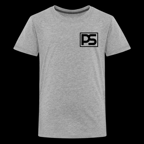 PS Logo - Kids' Premium T-Shirt