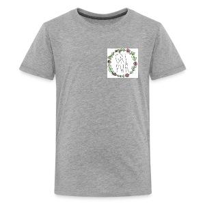 Girly and empowering - Kids' Premium T-Shirt