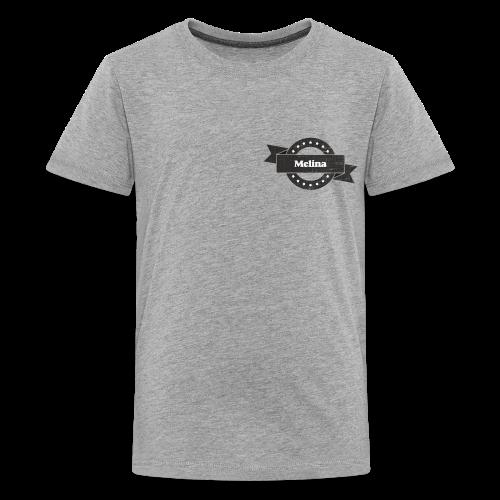 10191653 designstyle grunge o - Kids' Premium T-Shirt