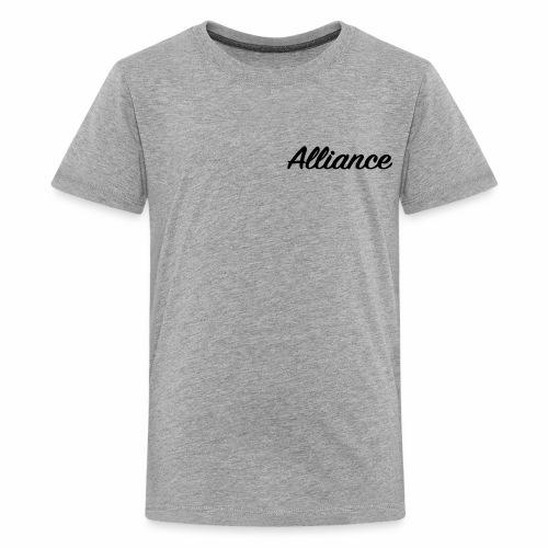 Alliancelogo - Kids' Premium T-Shirt