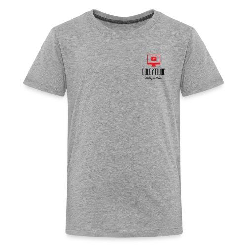 Motivation YouTube - Kids' Premium T-Shirt