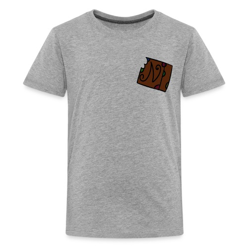nemation brownie - Kids' Premium T-Shirt