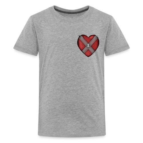 Lock and key - Kids' Premium T-Shirt