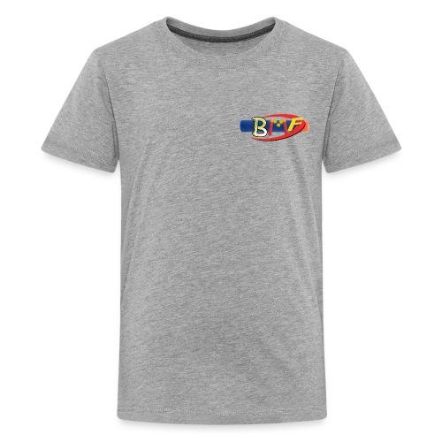 BlasterManFilms Logo - Kids' Premium T-Shirt