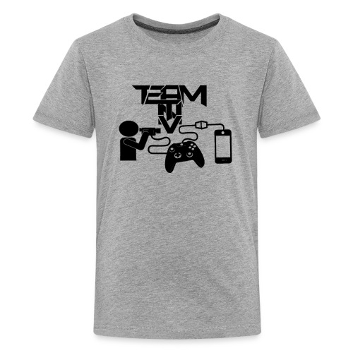 Team T.N.V Official Trade Mark Logo - Kids' Premium T-Shirt