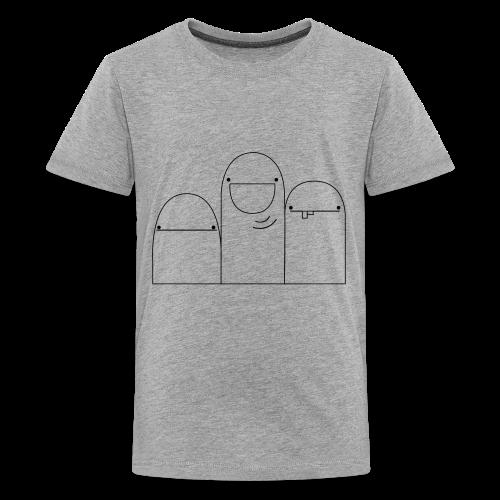 Happy Faucet - Kids' Premium T-Shirt