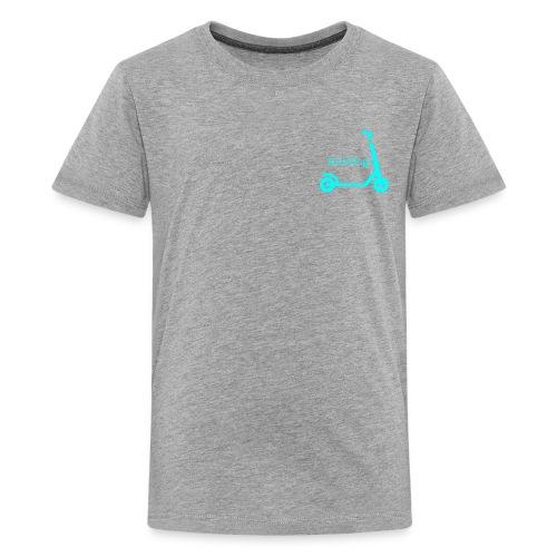 Nick's Scooter - Kids' Premium T-Shirt