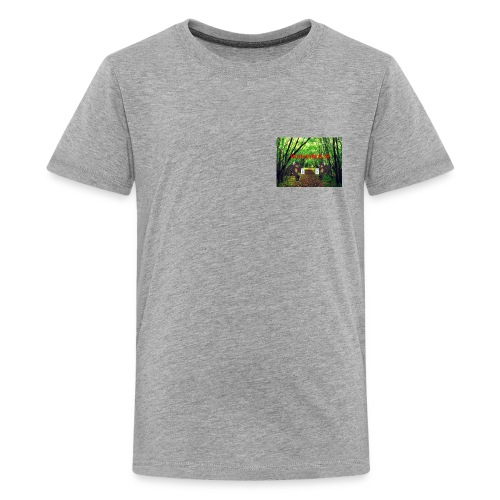MOOSEMILK to high - Kids' Premium T-Shirt