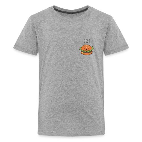 Hamburger best friends - Kids' Premium T-Shirt