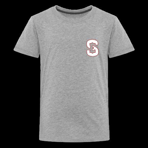 Self Enrichment SE White - Kids' Premium T-Shirt