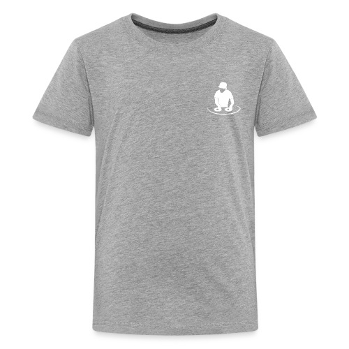 535music dj booth tee - Kids' Premium T-Shirt