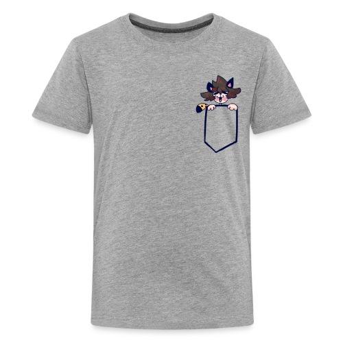 Pocket Edwin - Kids' Premium T-Shirt