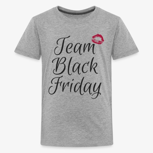 #TeamBlackFriday - Kids' Premium T-Shirt