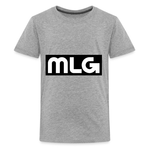MLG_GOD sweater - Kids' Premium T-Shirt