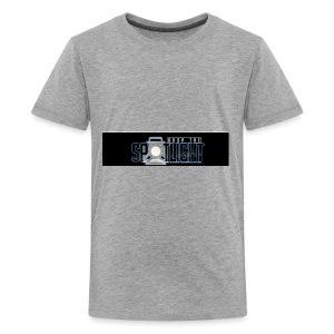 Dropthespotlight.com - Kids' Premium T-Shirt