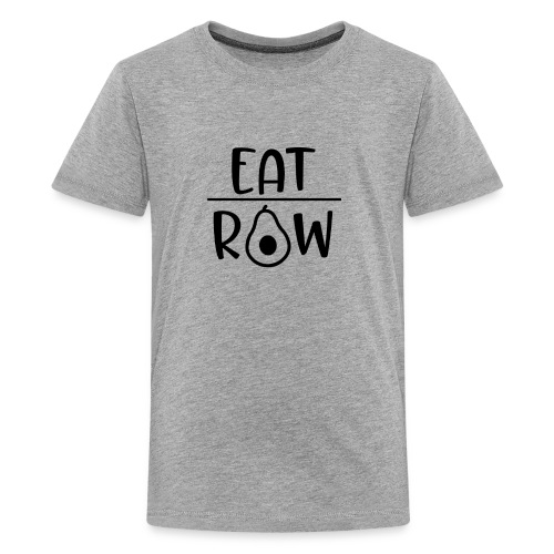 Eat Raw - Kids' Premium T-Shirt