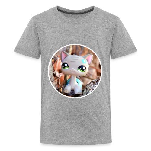 Hoodie - Jess Mascot - Kids' Premium T-Shirt