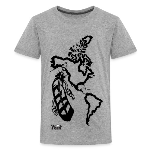 NativeLand - 7thGen - Kids' Premium T-Shirt
