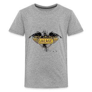 Old School Garage 002 - Kids' Premium T-Shirt