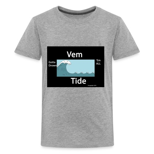 VEMTIDE MERCHANDISE - Kids' Premium T-Shirt