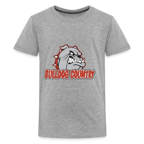 Bulldog Country - Kids' Premium T-Shirt