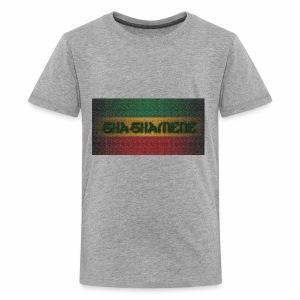 SHASHAMENE RECT10MB - Kids' Premium T-Shirt