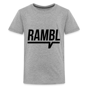 RAMBL - Kids' Premium T-Shirt