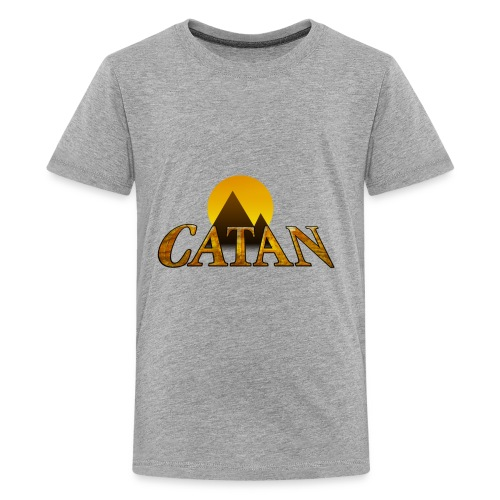 Modern Settlers of Catan - Kids' Premium T-Shirt