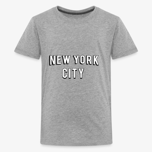 NEW YORK CITY Ross Geller T-shirt - Kids' Premium T-Shirt