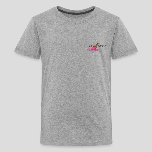 Unlucky Icecream - Kids' Premium T-Shirt
