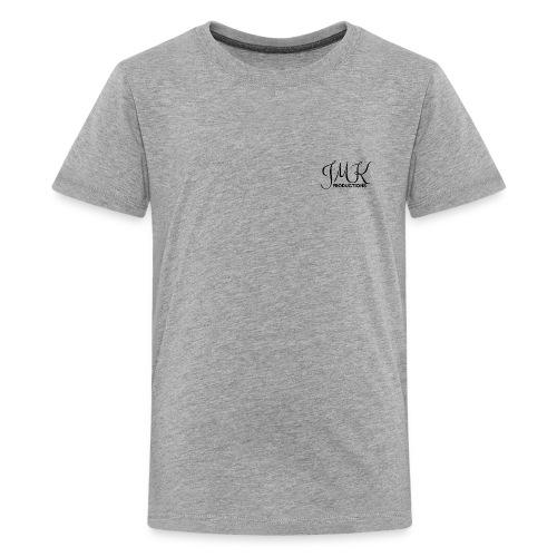 JMK Black Text - Kids' Premium T-Shirt