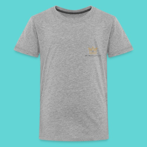 Musical Crown - Kids' Premium T-Shirt