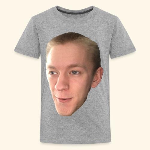 Chaz's Beautiful Face - Kids' Premium T-Shirt
