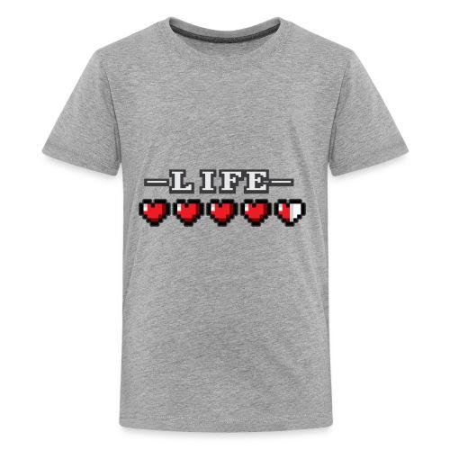 life hp - Kids' Premium T-Shirt