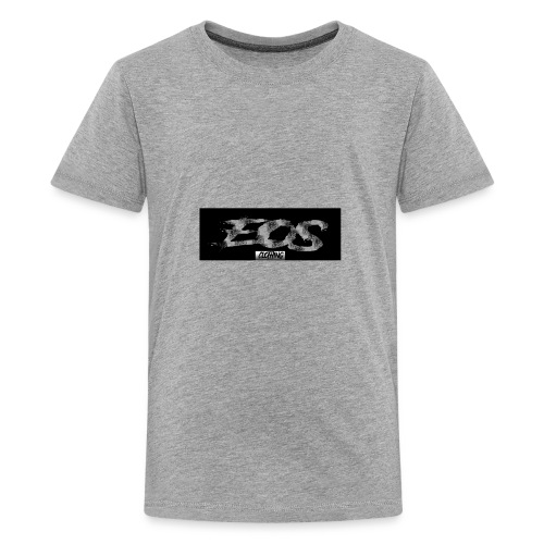 EOS clothing // NEW Brush logo - Kids' Premium T-Shirt
