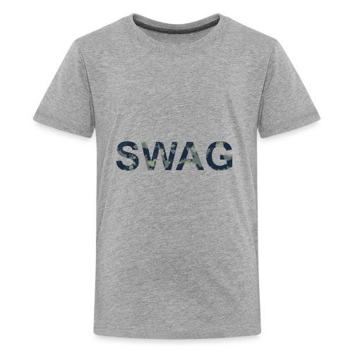 SWAG T-SHIRT - Kids' Premium T-Shirt