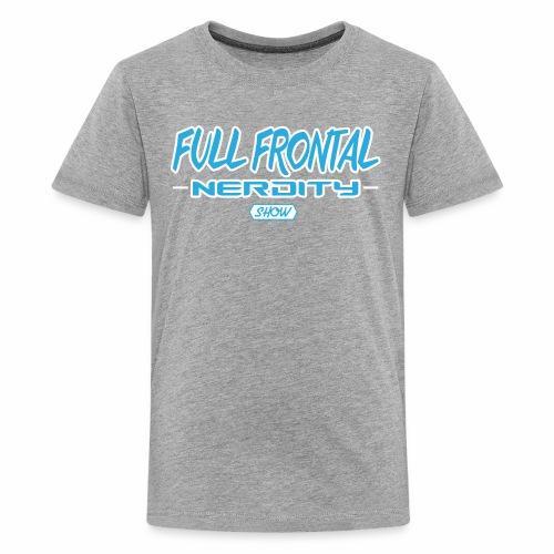 Full Frontal Logo Only - Kids' Premium T-Shirt