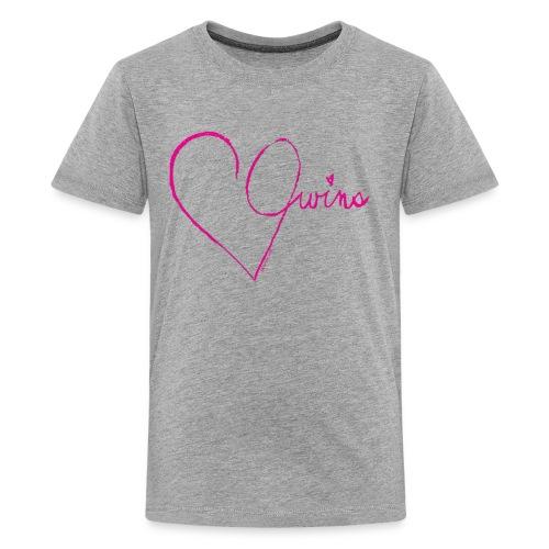 lovewins chalk4 - Kids' Premium T-Shirt