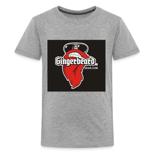 Gingerbeard - Kids' Premium T-Shirt