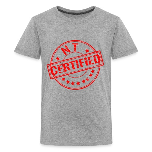 Certified Stamp Design - Kids' Premium T-Shirt