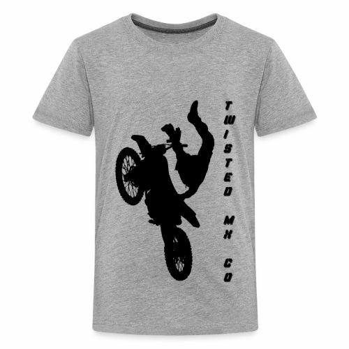 twisted bike - Kids' Premium T-Shirt