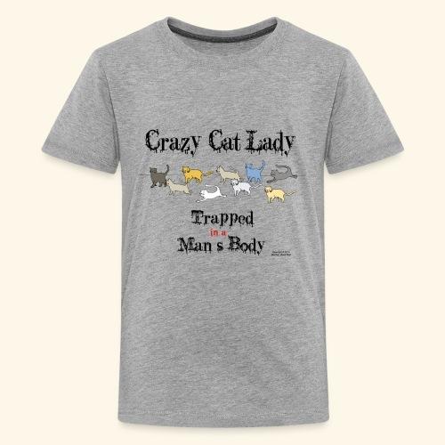 Trapped! - Kids' Premium T-Shirt
